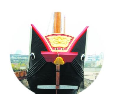 叠带棚帆船的步骤图片大全