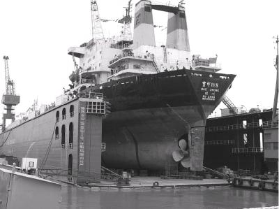 船舶工程蓝图图纸