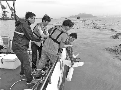 53换算平方公里,涠洲岛船舶定线制b段测量工作量为5255.