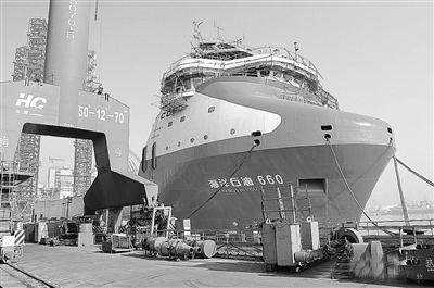 中远海运重工:智能驱动船型设计