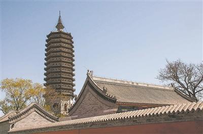 中国知名现代佛塔