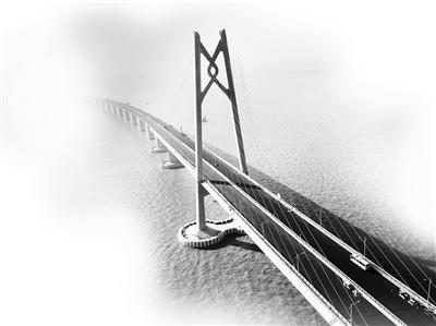 揭秘 超级工程 港珠澳大桥