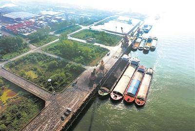 中国海油组建气化长江打造绿色航运联盟