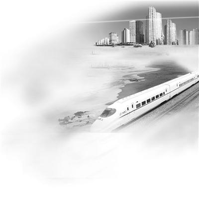 """""""  11月22日起,铁路部门在海南环岛高铁实行电子客票服务试点,努力"""